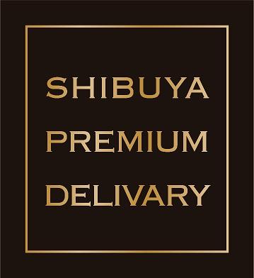 SHIBUYAPREMIUMDELIVERYのロゴ